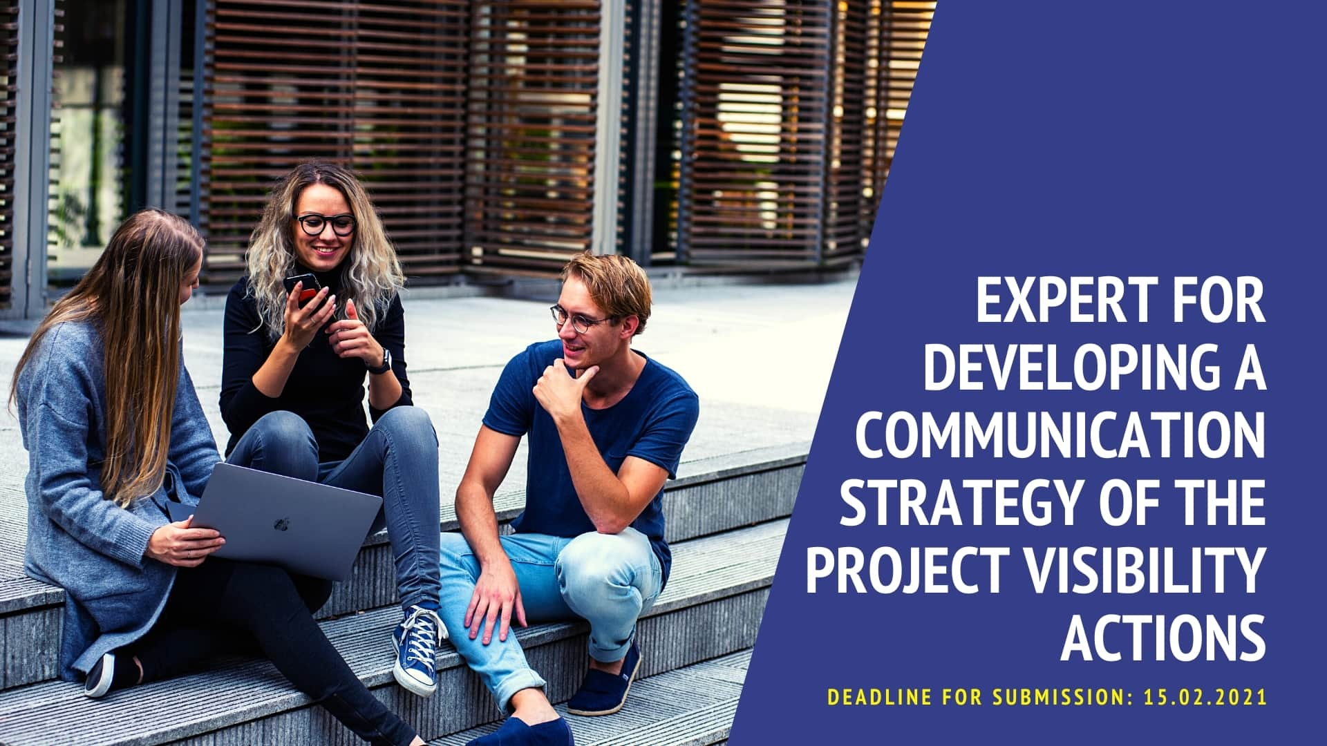 Read more about the article ToR for Expert for developing a Communication strategy of the project visibility actions